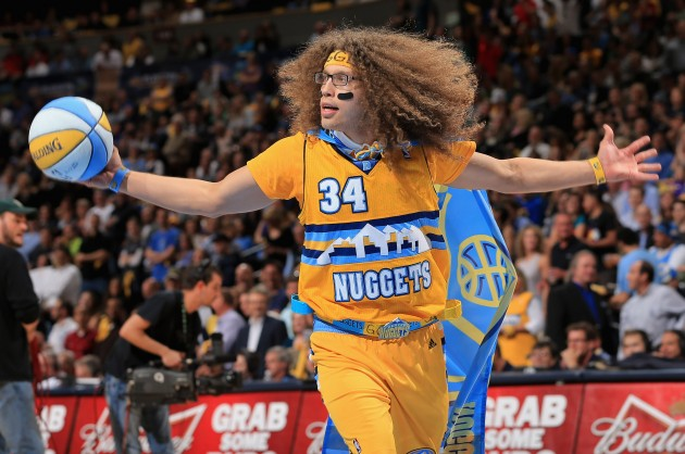Golden State Warriors v Denver Nuggets - Game Five - Getty Images