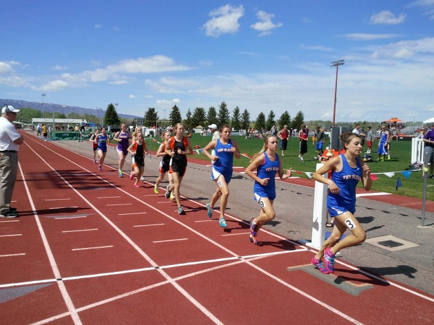State High School Track Meet