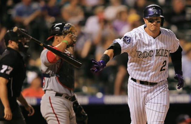 Washington Nationals v Colorado Rockies - Getty Images