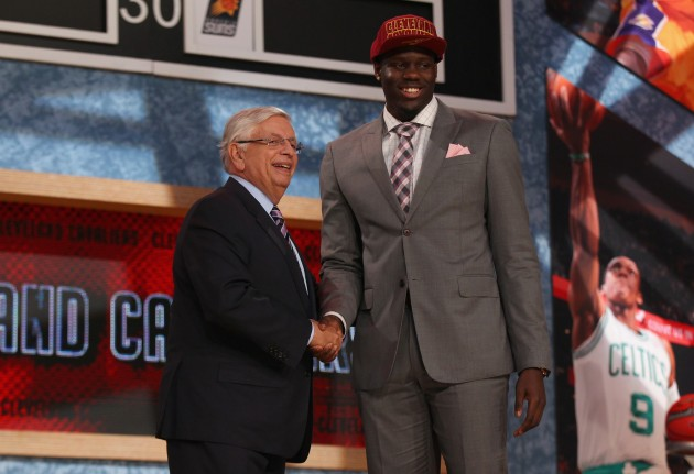 2013 NBA Draft - Getty Images