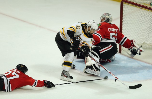 2013 NHL Stanley Cup Final - Game One - Jonathan Daniel/Getty Images