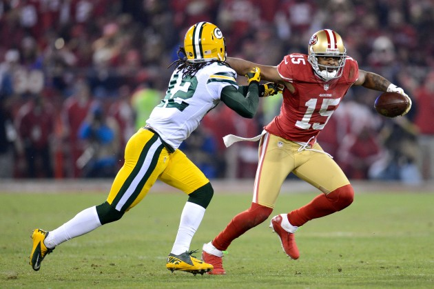 Green Bay Packers v San Franciso 49ers - Getty Images