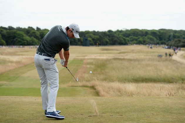 142nd Open Championship - Round One - Getty Images