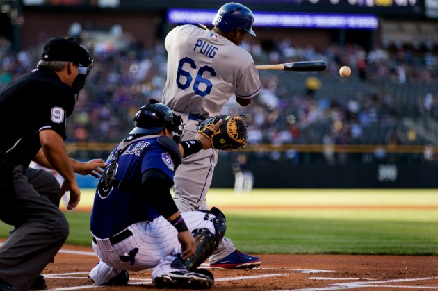 Los Angeles Dodgers v Colorado Rockies - Justin Edmonds/Getty Images