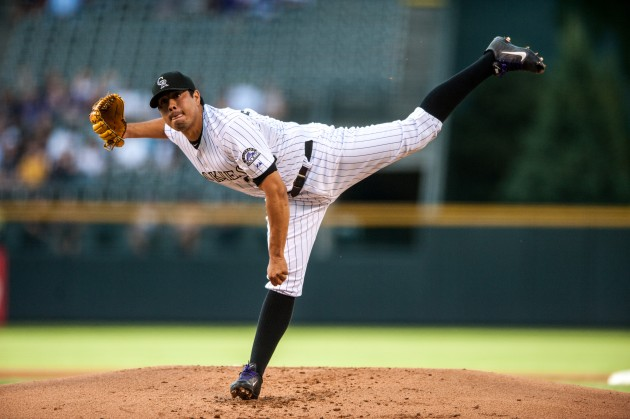 Miami Marlins v Colorado Rockies -  Dustin Bradford/Getty Images