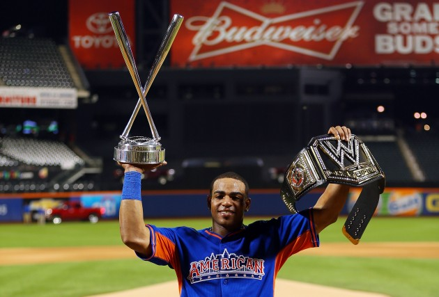 Chevrolet Home Run Derby - Getty Images