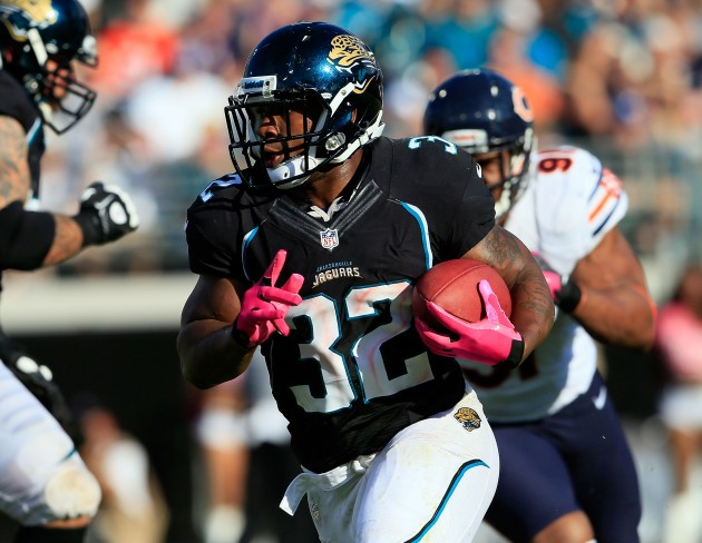 Jacksonville Jaguars - Getty Images