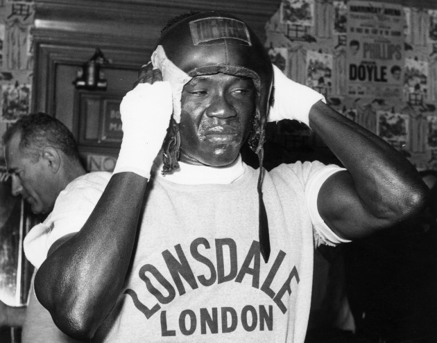 Emile Griffith - Central Press/Getty Images