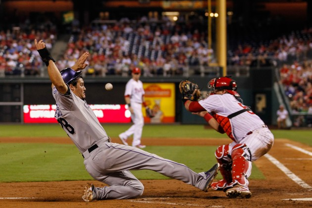 Colorado Rockies v Philadelphia Phillies - Brian Garfinkel/Getty Images