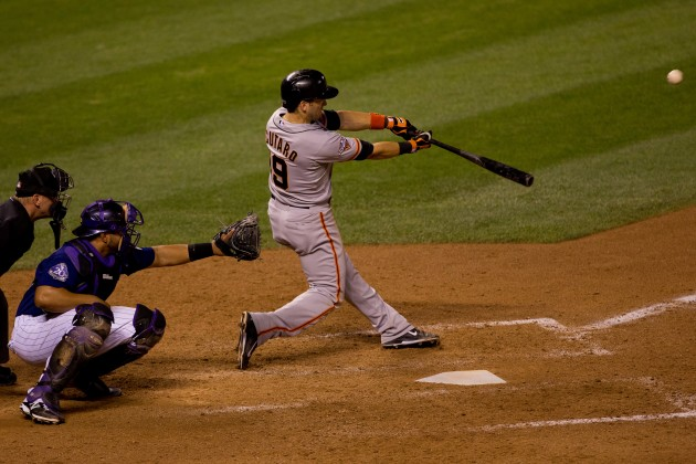 San Francisco Giants v Colorado Rockies - Justin Edmonds/Getty Images