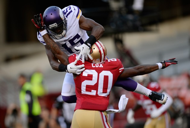 Minnesota Vikings v San Francisco 49ers - Getty Images