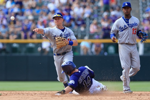Los Angeles Dodgers v Colorado Rockies - Getty Images