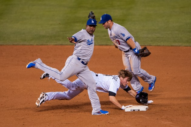 Los Angeles Dodgers v Colorado Rockies - Dustin Bradford/Getty Images