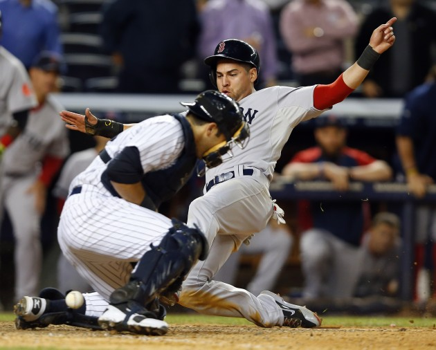 Boston Red Sox v New York Yankees - Rich Schultz/Getty Images