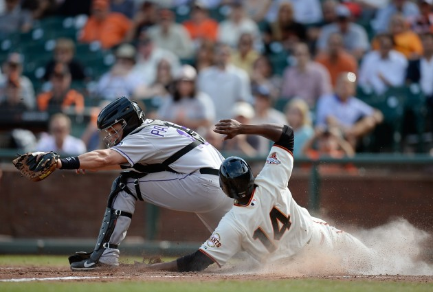 Colorado Rockies v San Francisco Giants - Getty Images