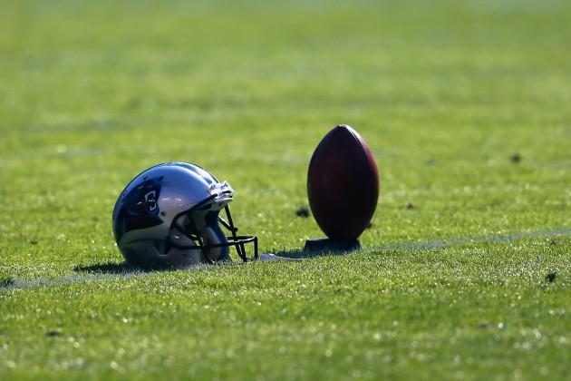 Football Helmet - Getty Images