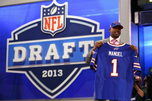 2013 NFL Draft - Getty Images
