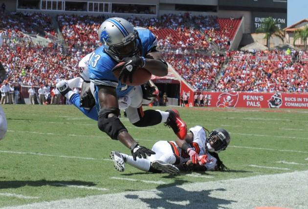 Detroit Lions - Al Messerschmidt/Getty Images