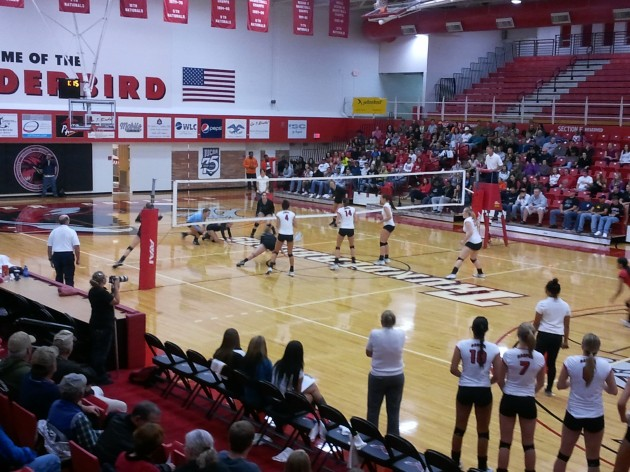 Casper College Volleyball