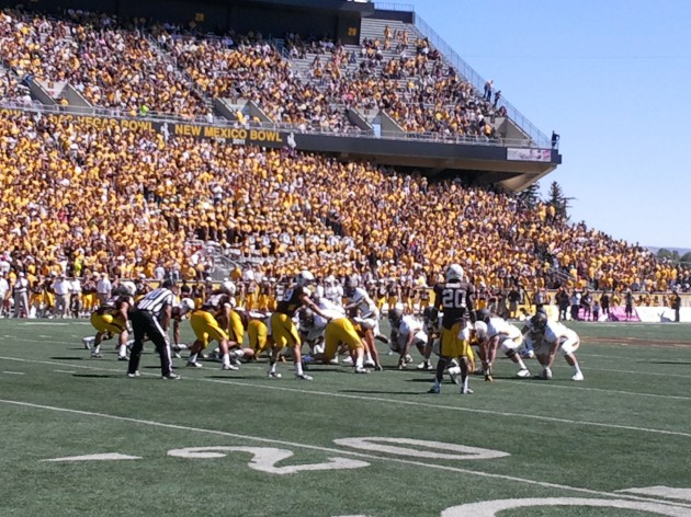 Wyoming Cowboy Football