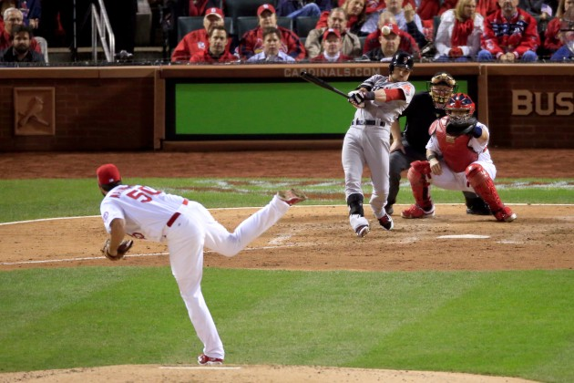 World Series  Game Five - Getty Images