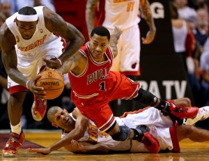 Chicago Bulls v Miami Heat - Getty Images