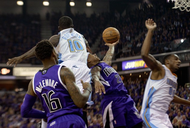 Denver Nuggets v Sacramento Kings - Gettty Images