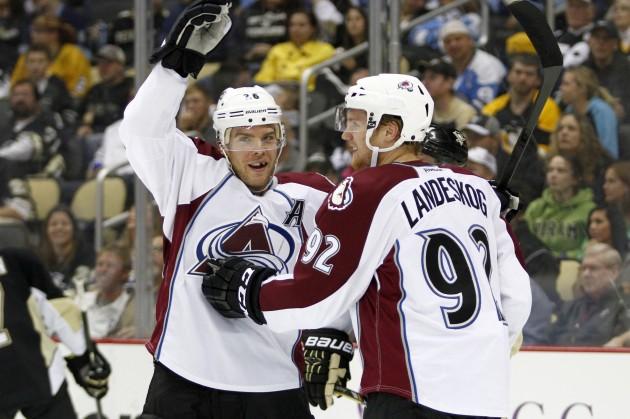 Colorado Avalanche v Pittsburgh Penguins - Justin K. Aller/Getty Images