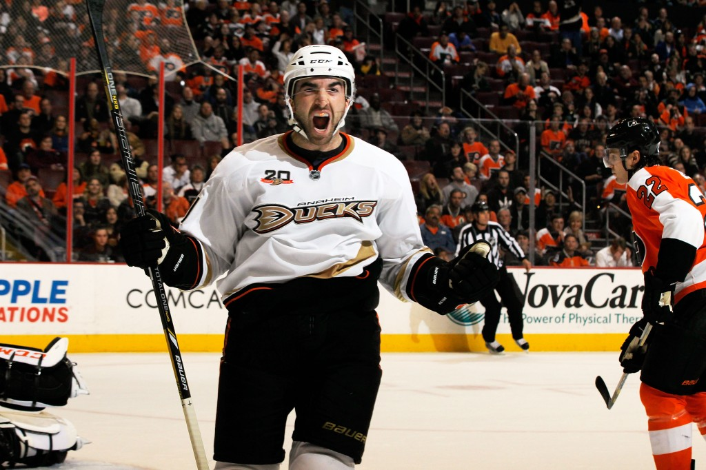 Anaheim Ducks v Philadelphia Flyers - Getty Images