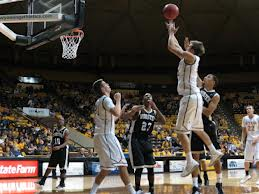 Wyoming Cowboy basketball