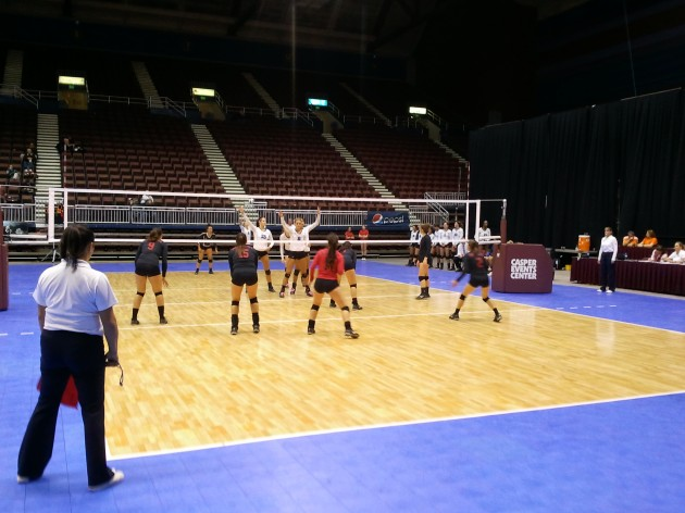 Junior College Volleyball