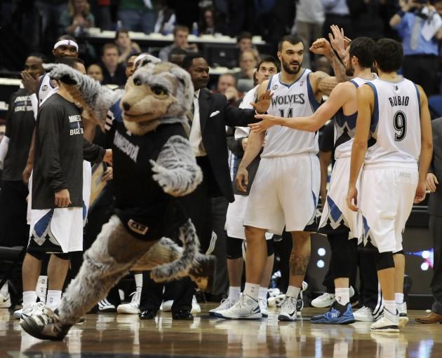 Minnesota Timberwolves - Hannah Foslien/Getty Images