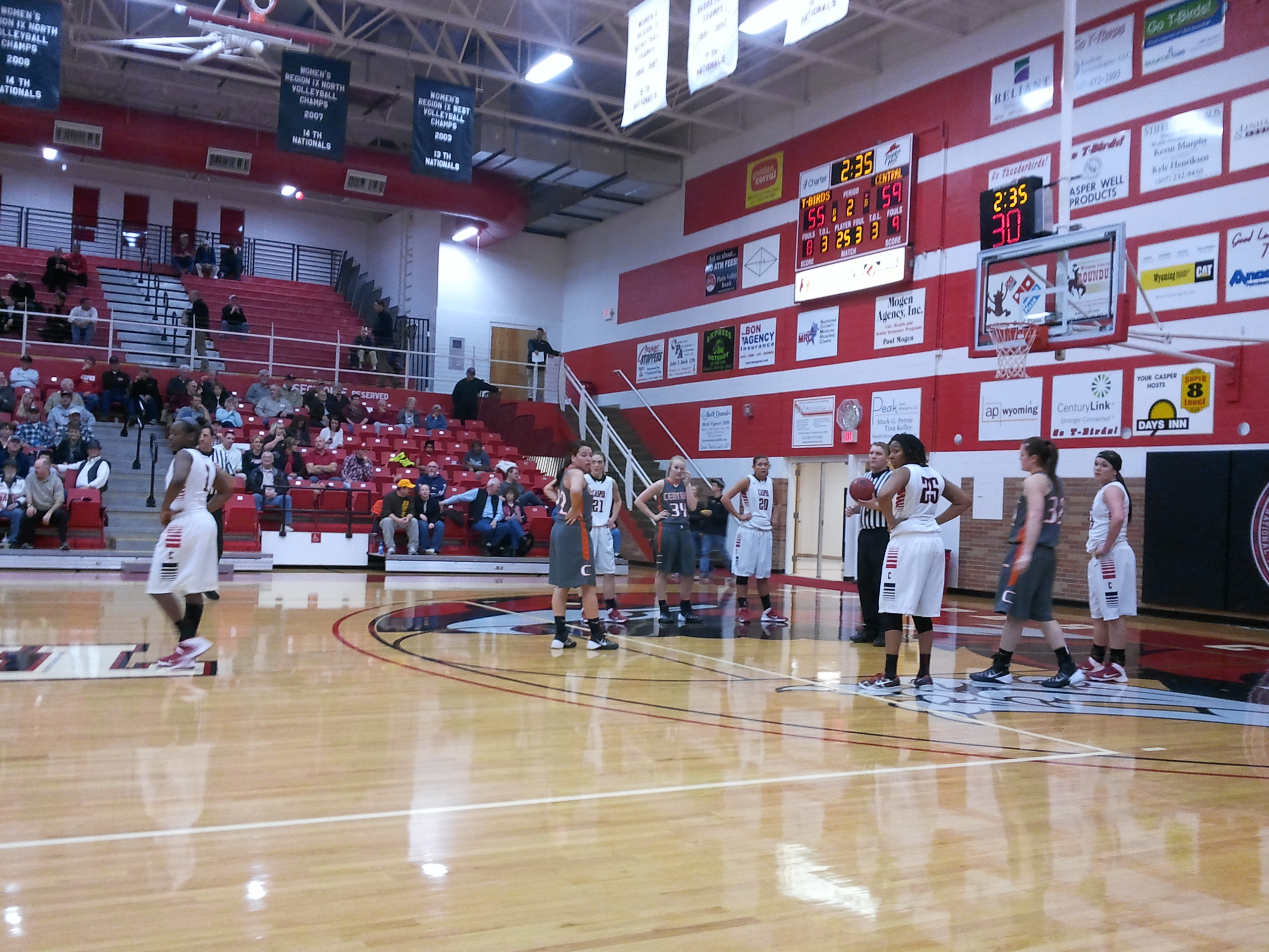 Casper College Basketball