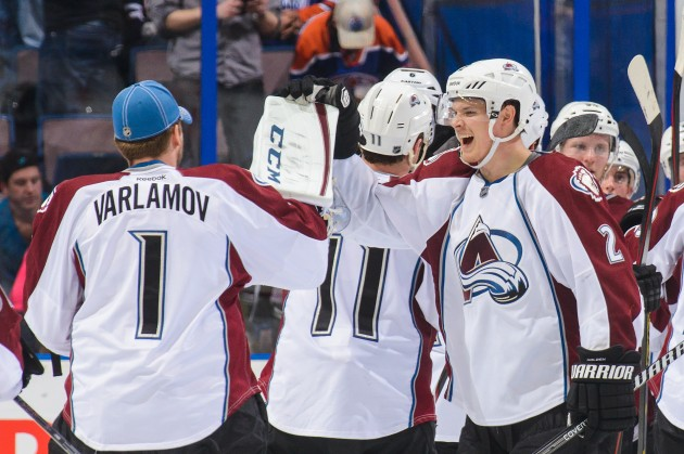 Colorado Avalanche - Derek Leung/Getty Images