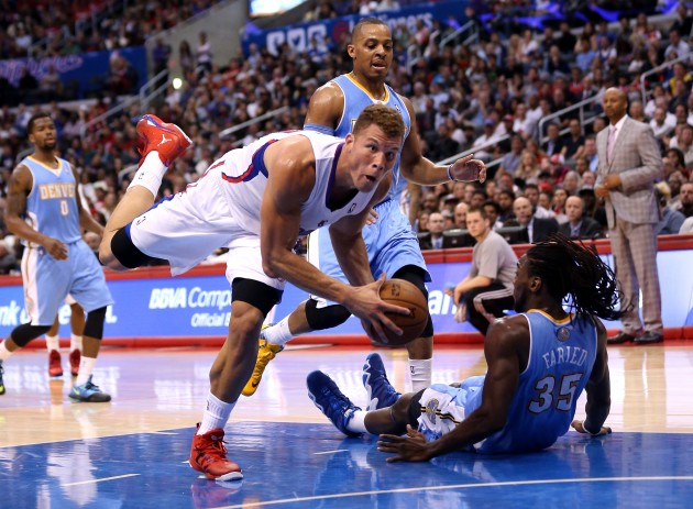 Denver Nuggets v Los Angeles Clippers - Stephen Dunn/Getty Images