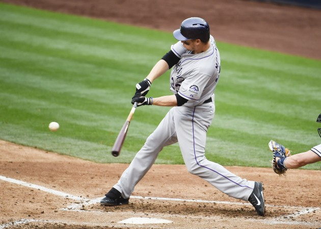 Colorado Rockies v San Diego Padres - Denis Poroy/Getty Images