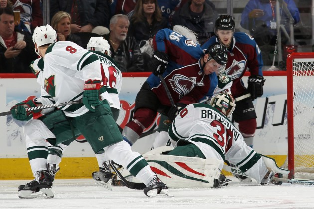 Minnesota Wild v Colorado Avalanche - Game One - Getty Images