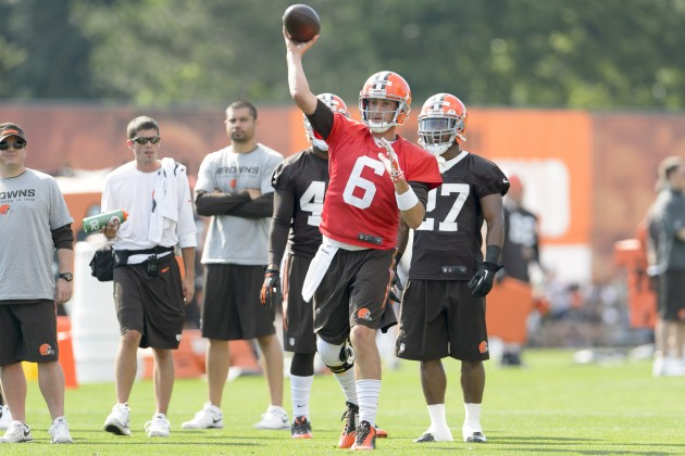Cleveland Browns Training Camp - Jason Miller/Getty Images