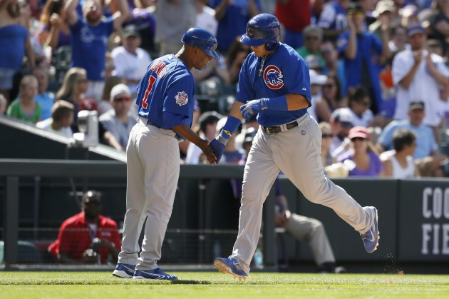 Chicago Cubs v Colorado Rockies - Trevor Brown, Jr./Getty Images