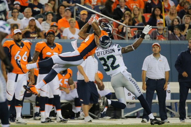 Seattle Seahawks v Denver Broncos - Doug Pensinger/Getty Images
