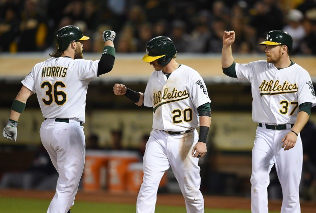 Oakland Athletics - Getty Images