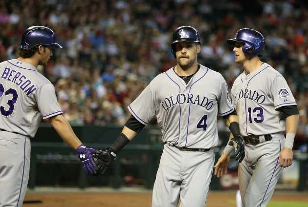 Colorado Rockies v Arizona Diamondbacks - Getty Images