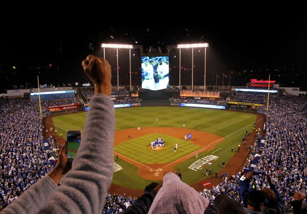 Kansas City Royals - Getty Images