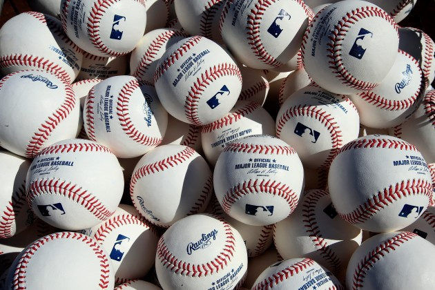 Baseballs - Getty Images