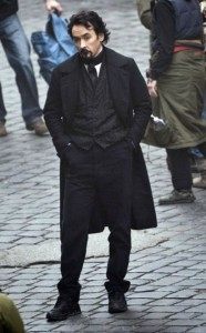 John Cusack as Edgar Allen Poe