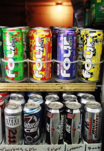 FDA Investigates Dangers Of New Caffeinated Alcoholic Drinks