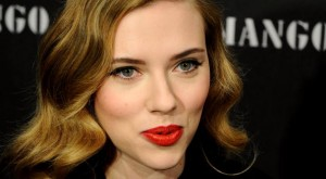 Scarlett Johansson Attends 'Mango New Collection Launch Party'