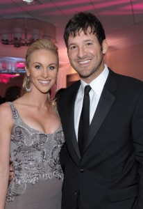 Tony Romo & Wife Candice Crawford