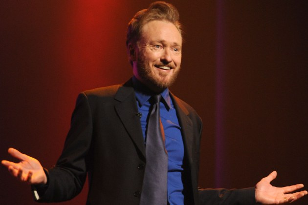 Conan O Brien FOX Bobs New Heart Show