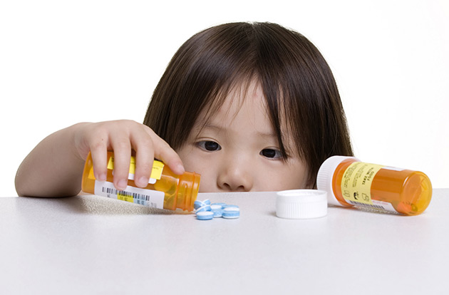 Prescription Drugs, Kids, Children, Accidental Poisoning